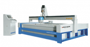 Large Waterjet Machine Size