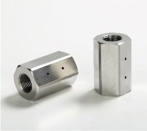 Waterjet Parts Straight Coupling